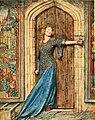 Eleanor Fortesque Brickdale's Golden book of famous women (1919) (14775111384).jpg