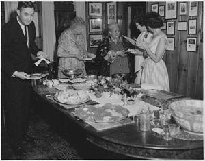 Eleanor Roosevelt, Daniel Patrick Moynihan, Ma...