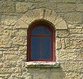 Elijah Filley stone barn S window 1.JPG