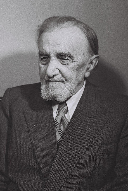 Eliyahu Berligne 1956