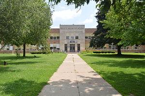 Ellet High School - Image: Ellet Highschool summer 2013
