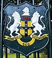 Ellis arms on gate at Howard Park.jpg