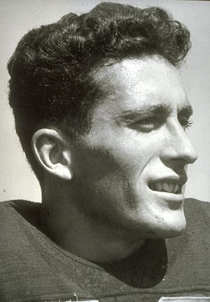 1946 Michigan Wolverines football team - 1946 All-American Elmer Madar