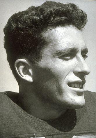 1946 Michigan Wolverines football team - 1946 All-American Elmer Madar