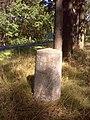 Elsholz (Beelitz), Preußischer Rundsockelstein (1).jpg