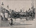 Emanuel Hospital, Tothill Fields, Westminster. Process print Wellcome V0013796.jpg