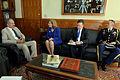 Embaixadora norte-americana, Liliana Ayalde, encontra-se com o ministro Aldo Rebelo (22176927950).jpg