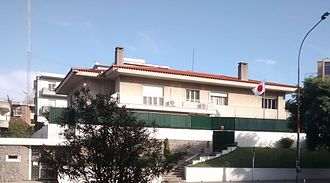 Japan–Uruguay relations - Japanese embassy in Montevideo