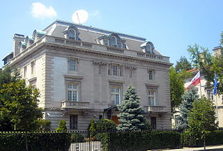 Embassy of Poland, Washington, D.C. Diplomatic mission of the Republic of Poland to the United States of America