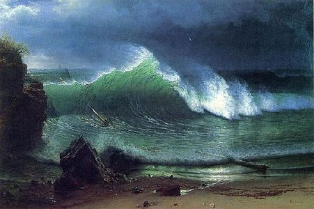 Emerald Sea - Albert Bierstadt.jpg