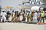 Emergency Exercise Faisalabad International Airport May 2016 12.jpg