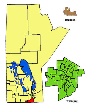 Emerson (electoral district)