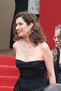 Emmanuelle Devos Cannes 2009