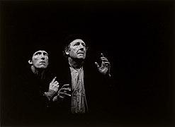 En attendant Godot, Festival d'Avignon, 1978 f22.jpg