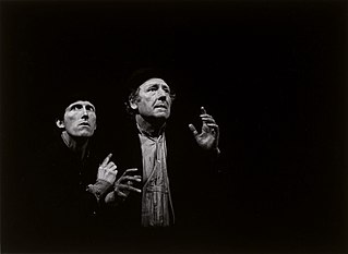 <i>Waiting for Godot</i> play by Samuel Beckett