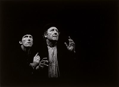 Picture of a book: Waiting For Godot