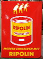 Enamel advertising sign, Ripolin Snelverf 500.JPG