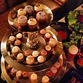 Endless cupcake options organicinc holiday foodporn spread ^ ^ (photo by j bizzie).jpg