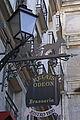 Enseigne, cour du Commerce-Saint-André 2010-04-24 n6.jpg