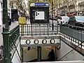 Entrée Station Métro Rue Boulets Paris 5.jpg