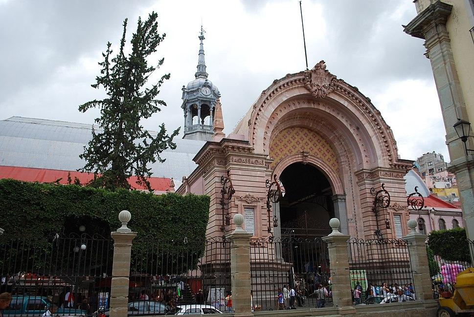 EntranceHidalgoMkt