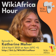 Episode 1 for WikiAfrica Hour.png