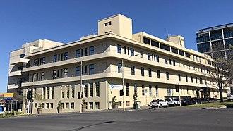 Epworth Freemasons - Image: Epworth Freemasons Hospital East Melbourne