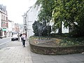Equine presence in Winchester High Street - geograph.org.uk - 1539746.jpg