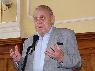 Erazim Kohák - Erazim Kohák in 2007