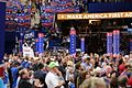 Eric Trump 2016 RNC (screens go black due to technical glitch).jpg