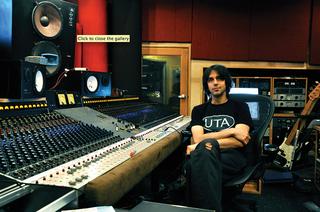 Eric Valentine American record producer