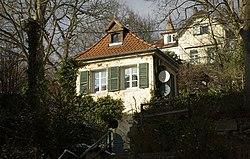 Erlangen Welsgarten Gartenhäuschen 001.JPG