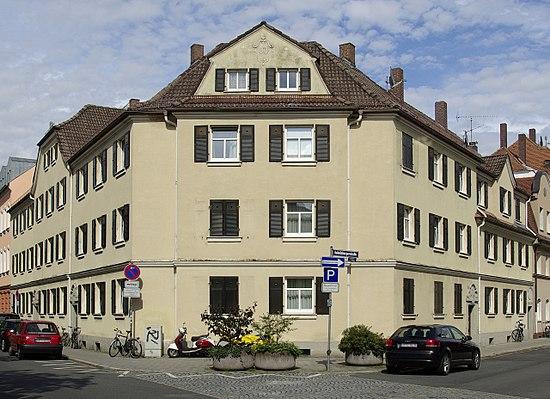 Wohnanlage Werner-von-Siemens-Straße / Gabelsbergerstraße (Erlangen)