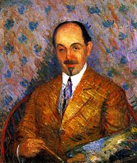 Ernest Lawson by William Glackens 1910.jpg