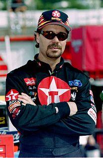 Ernie Irvan American racing driver