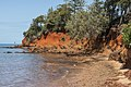 Erosion continues for Red Cliffs of Scarborough-1 (44579163132).jpg