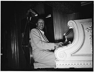 Erroll Garner American musician