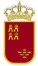 Official logo of Murcia