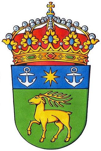 San Cibrao - Image: Escudo Cervo