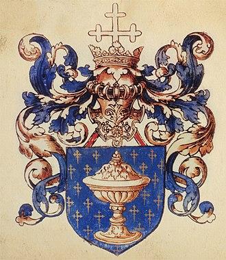 Coat of arms of Galicia (Spain) - Image: Escudo reino de galicia