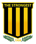 The Strongest logosu