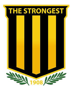 2016–17 Liga de Fútbol Profesional Boliviano season - Image: Escudo the strongest white
