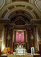 Església del Salvador de València, altar.JPG
