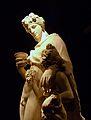 Estàtua de Dionís, exposició de la Bellesa del Cos, MARQ.JPG