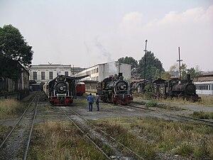 Tren Turistico de la Sabana - Image: Estation de la Sabana