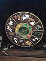 Eto-Eho plate in Romon Gate of Kushida Shrine.jpg