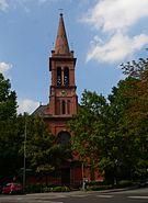 Evangelische Stadtkirche Höchst