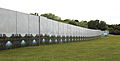 Event steel shield at Wollaton Park, Nottingham, England 02.jpg