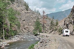 Ewart Creek, Ashnola Road to Cathedral Provincial Park and Protected Area, BC Canada - panoramio.jpg