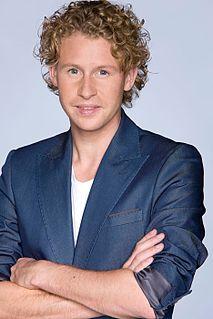 Ewout Genemans Dutch actor, singer, presenter, and television producer